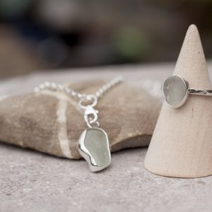 Sea Glass jewellery collection
